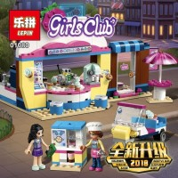 Lepin 01080 Friends Olivia Cupcake Cafe Lego Girl club