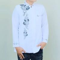 Baju Koko Model Jasko Jaskoko Atasan Pria Lengan Panjang Modern