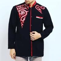 Baju Muslim Jasko Jaskoko Batik Bordir Modern Gratis Ongkir