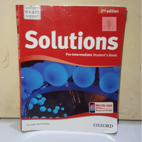 Preloved Solutions Pre-Intermediate Student's Book 2nd Edition