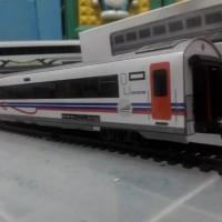 Grosir Miniatur Kereta Api - Gerbong KAI Ekonomi 2016