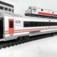 Grosir Miniatur Kereta Api - Gerbong Premium KAI