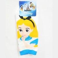 Kaos Kaki Alice in Wonderland