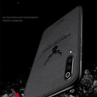 Oppo Realme 3 Softcase Kanvas Rusa Denim Casing Back Cover Soft Case