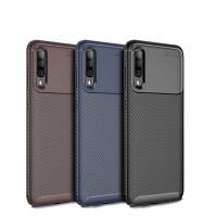 Samsung Galaxy A50 A70 Softcase Carbon Armor Original Soft Cover Case
