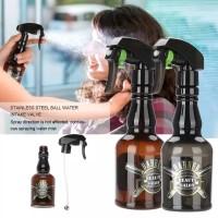 botol spray barbershop premium botol pangkas rambut