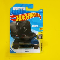 Hotwheels Zoom In Go Pro Black Dash