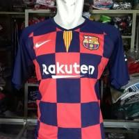 Kaos Baju Bola Jersey Bola kaos Bola Barcelona Home Terbaru 2019