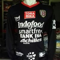 Kaos Baju Bola Jersey Bola Atasan Bali Away Lengan Panang 2019