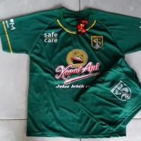 Kaos Baju Bola Jersey Setelan Anak Persebaya Home New Terbaru 2019