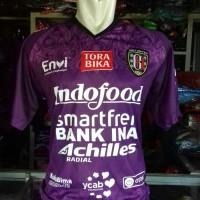 Kaos Baju Bola Jersey Atasan Bola Bali United Away 2019 Terbaru