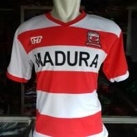Kaos Baju Bola Jersey Bola Madura fc 2019 - 2020 Terbaru