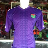 Kaos Baju Bola Jersey Persita Tangerang Home Terbaru Lokal 2019