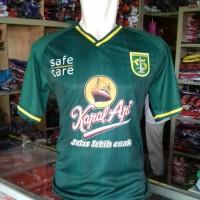 Kaos Baju Bola Jersey Atasan Persebaya Home New 2019