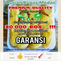 Durian Kupas Premium Durian Medan [ Kota Bekasi ]
