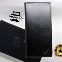 Dompet Panjang Pria dan Wanita Kulit BB-388 Braun Buffel / Leather