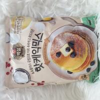 tepung pancake korea