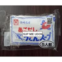 Sup Mie Udon Bahan Utama Ikan Terbang 5 orang/mangkok