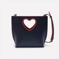 Harga tas selempang wanita charles and keith ck386 cnk heart handle | antitipu.com