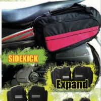 Sidebag motor Side Bag Oval Tas Samping Motor Waterproof Funcover