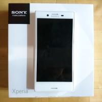 Sony Xperia X Compack Full Set Docomo Mulus