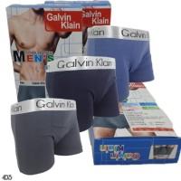 Paling Populer K405 - Celana Dalam Pria Murah - Celana Boxer Pria -