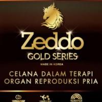 Paling Murah Zeddo Gold Series New Generation - Celana Dalam Terapi -