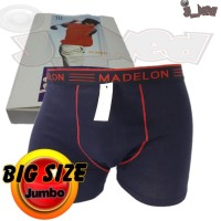 Paling Populer J400 - Celana Dalam Pria - Boxer Pria Jumbo - Cd Boxer