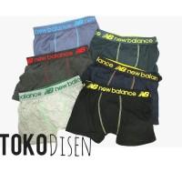 Paling Populer Celana Dalam Pria Boxer Nb Import