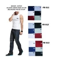 Paling Laris Singlet Fitness Katun Murah Meriah - Singlet Pria Kaos