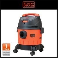 Black + Decker 1200W Wet& Dry Vacuum Cleaner - Vacuum basah kering