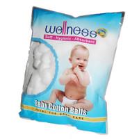 Kapas Wellness Balls 100pc / Kapas Bayi