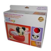 Inflatable Safety Tub Mickey / Bak Mandi Bayi / Baby Bath Tub