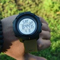 Jam tangan SKMEI DG 1213 SYLPH Original digital hijau