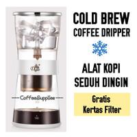 COLD BREW COFFEE DRIPPER kopi seduh dingin tower drip maker Diduo 2173