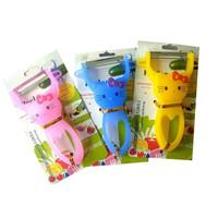 Fruit Peeler Hello Kitty Pengupas Kulit Buah Kentang Pisau Apel Cutter