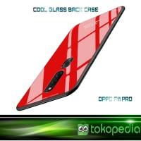 Case Oppo F11 Pro Premium Glass Case