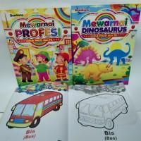 Buku Mewarnai Anak