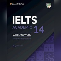 Buku Cambridge IELTS 14 Academic with Answer and CD