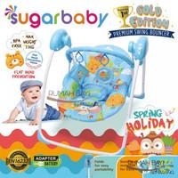 Sugar Baby Swing Bouncer Spring Holiday - Mainan Bouncer Bayi