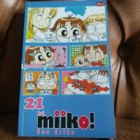 Komik Hai Miiko no. 21