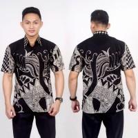 Jual Baju Batik Pria Terbaru Harga Terbaru 2019 Tokopedia