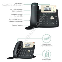 Jual Yealink SIP-T21 E2 Entry Level IP Phone [non PoE ...