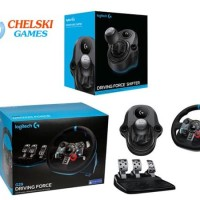 972f4d9ea8b LOGITECH G29 DRIVING FORCE WHEEL + SHIFTER LOGITECH FOR PS4/PS3/PC