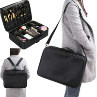 tas kosmetik / tas makeup / koper makeup / beauty case high quality