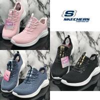 Sepatu Wanita Skechers/ Skecher/ Sketchers / Sketcher Ultra Flex 2.0