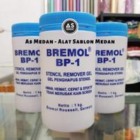 Remover Gel Bremol BP-1 - Penghapus Obat Afdruk Sablon 1 Kg