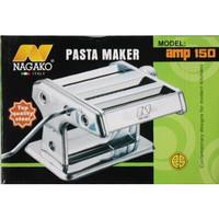 Nagako ATL150 Pasta Maker Machine Gilingan Molen Pasta Mie