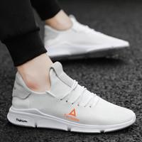 Techdoo Impor Sepatu Sneakers Ringan Sport Kasual Running Shoe DD01