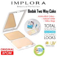 IMPLORA Bedak Two Way Cake Original BPOM